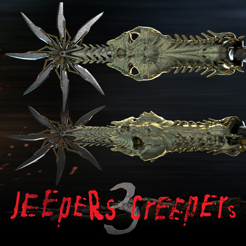 ArtStation - Jeepers Creepers 3 - Spear Mechanics Concept