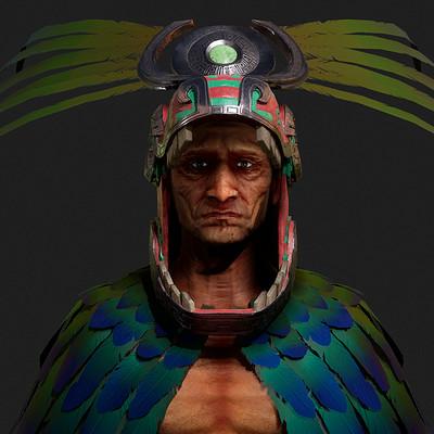 Daniel reyes aztec seer thumbnail