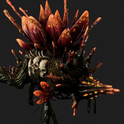 Daniel reyes artstation thumbnail monster3