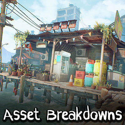 Somerset Isle - Asset Breakdowns