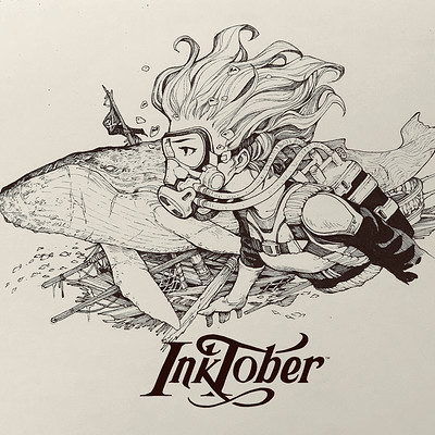 Inktober 2018 (part2)