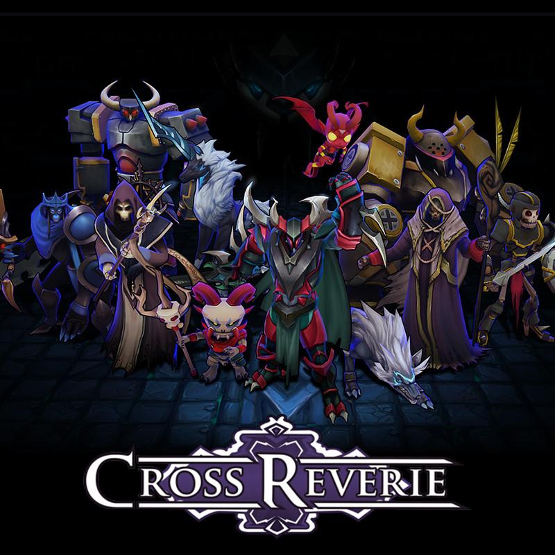 Cross Reverie - Stylized Dungeon Monster Pack