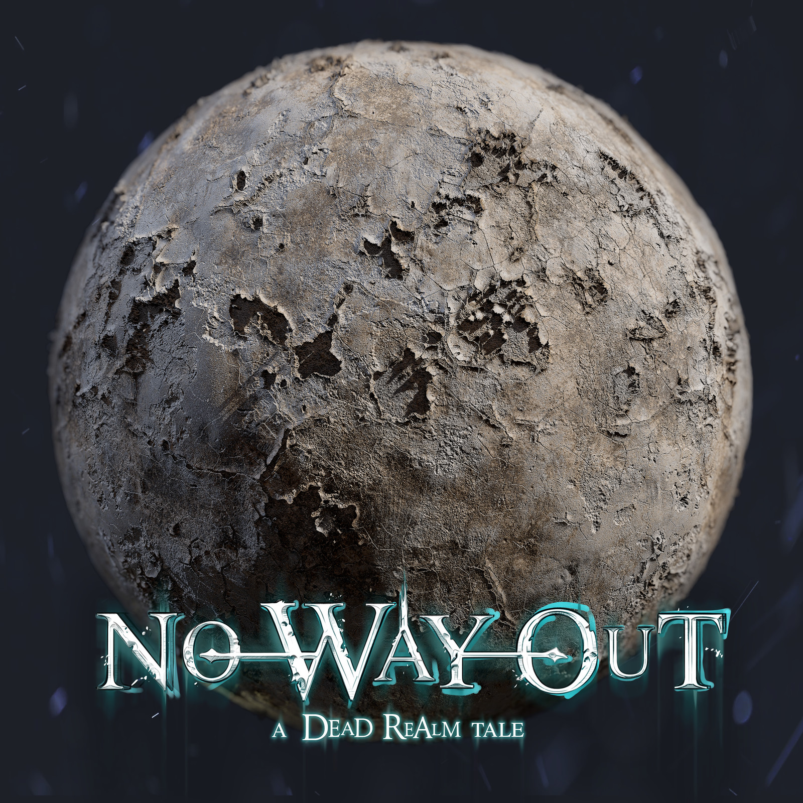 No Way Out - A Dead Realm Tale - Materials - Peeling Ceiling Dead
