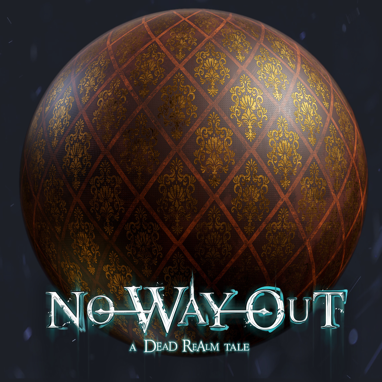 No Way Out - A Dead Realm Tale - Materials - Pattern Wall