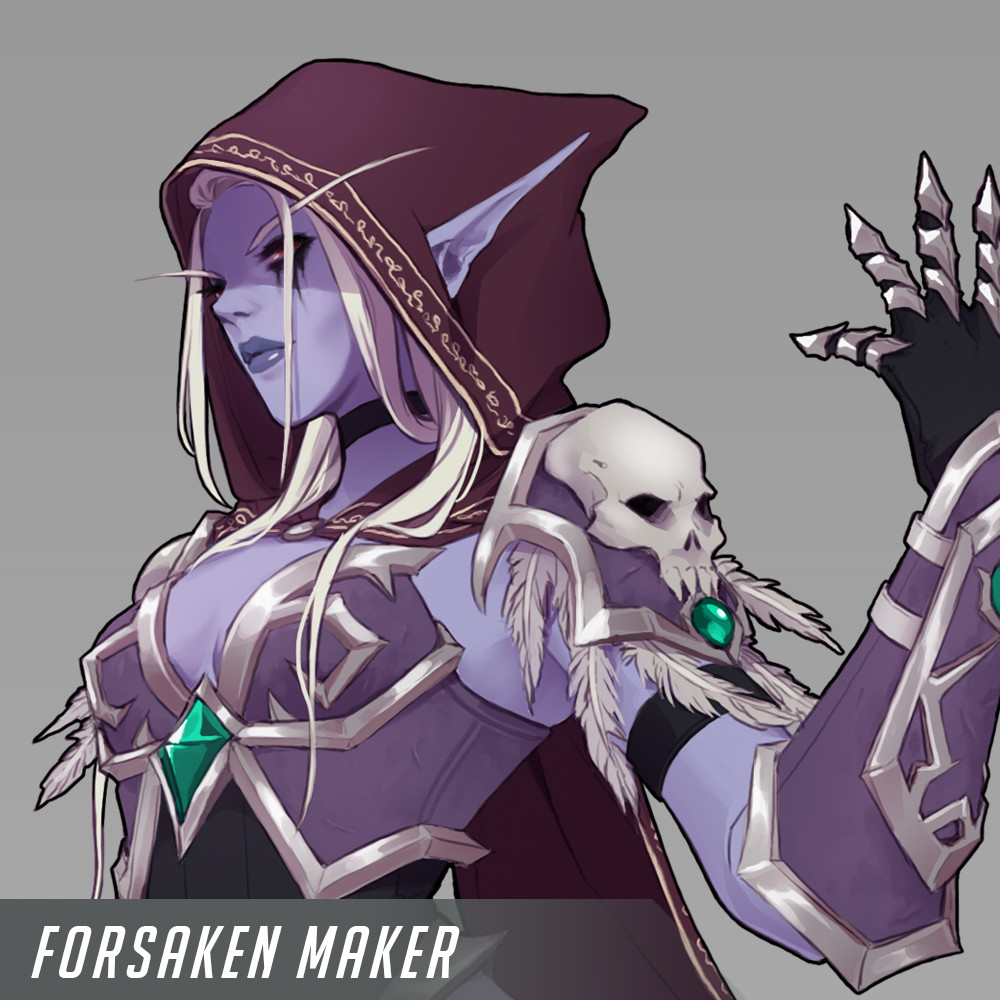 Forsaken Maker