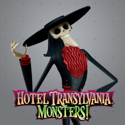 Hotel Transylvania: Monsters! - Mariachi