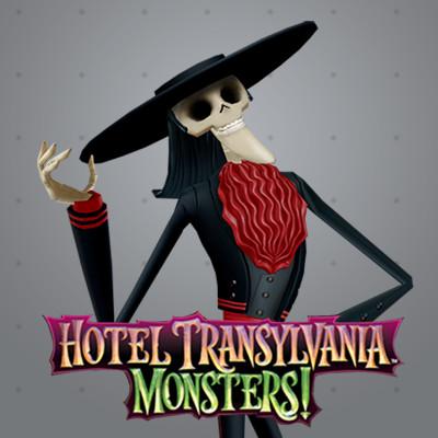 Hotel Transylvania: Monsters! - Mariachi