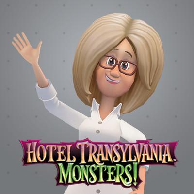 Hotel Transylvania: Monsters! - People