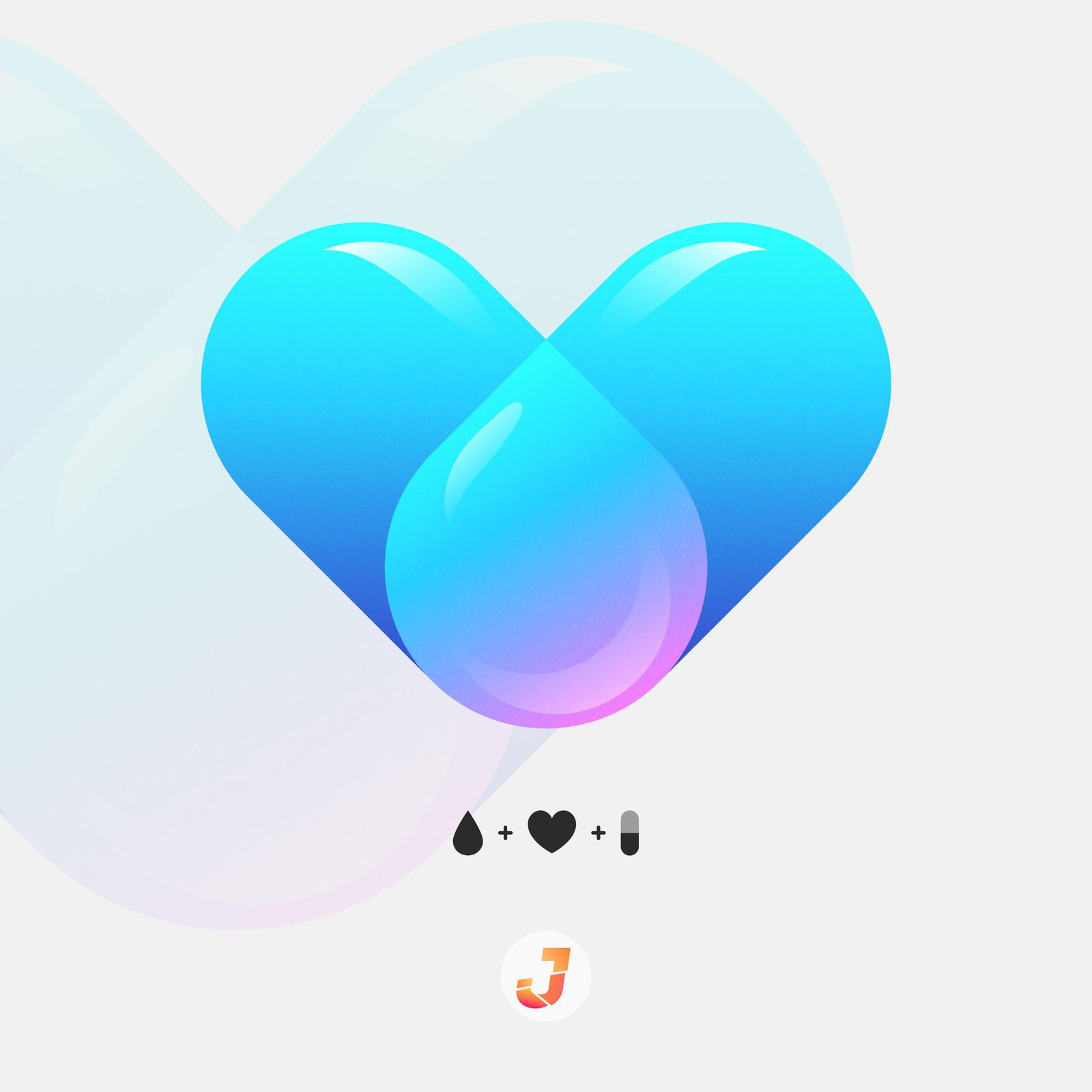 Love Pills | Logo Design