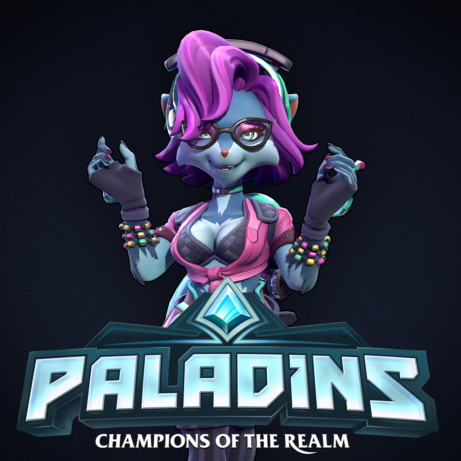 Paladins - Remix Pepper