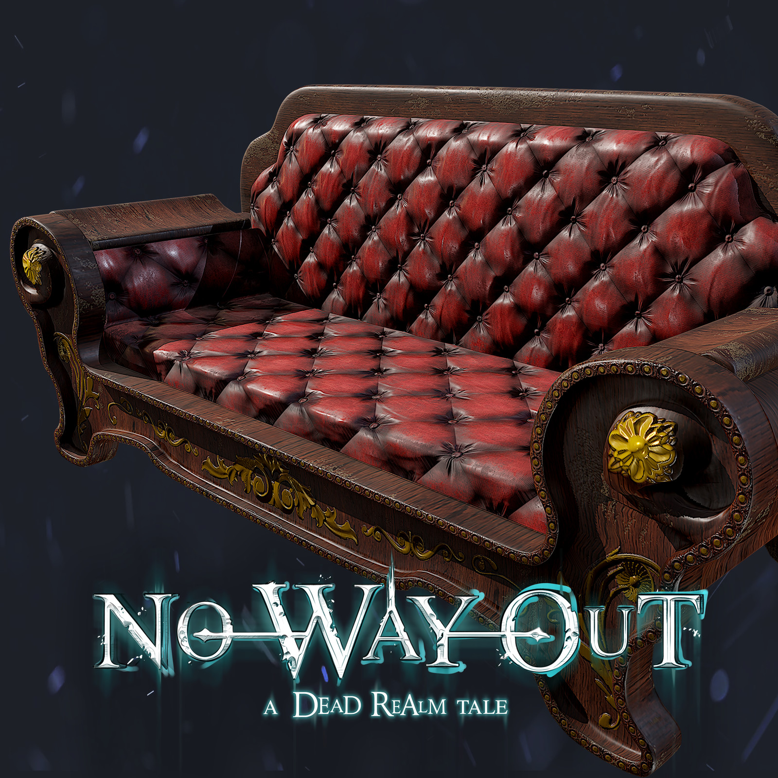 No Way Out - A Dead Realm Tale - Props - Couch
