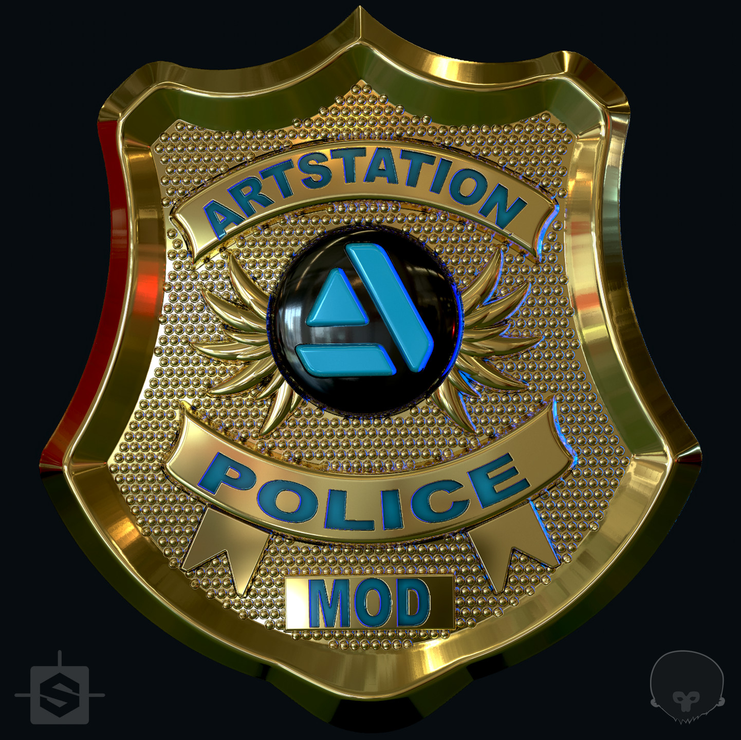 Artstation Police