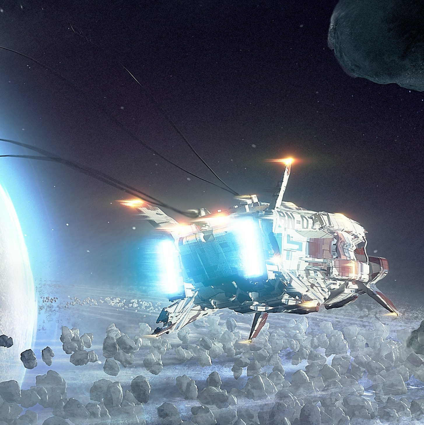 Space environment