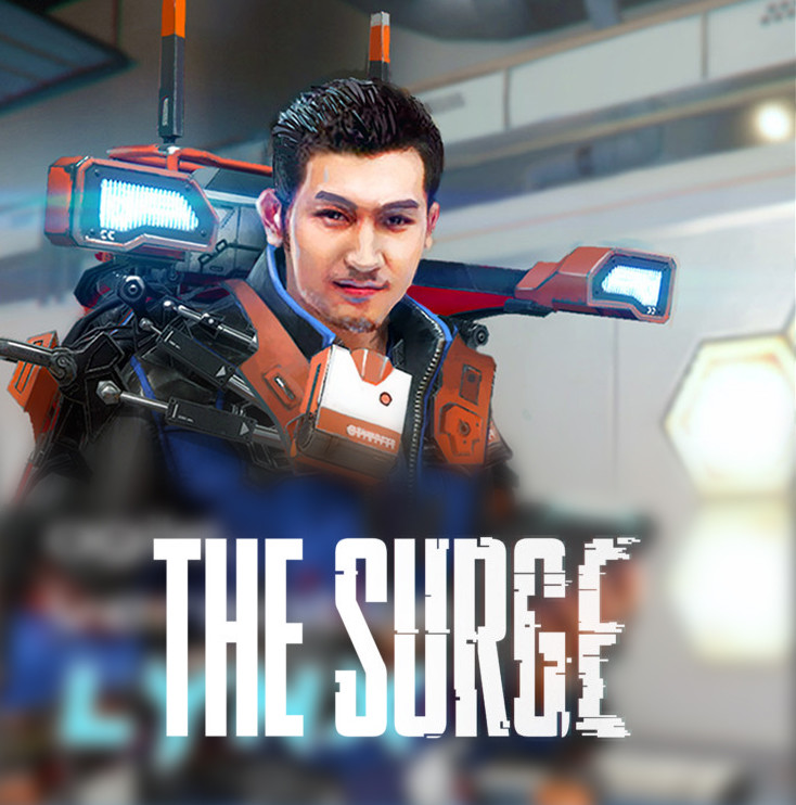THE SURGE | Decals