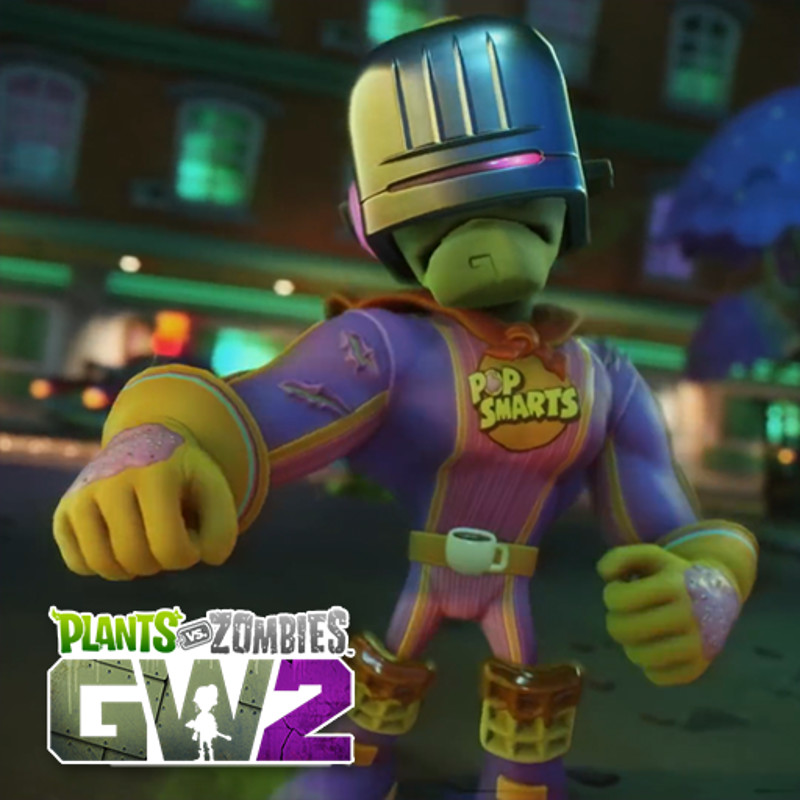 Characters - PVZ Garden Warfare 2