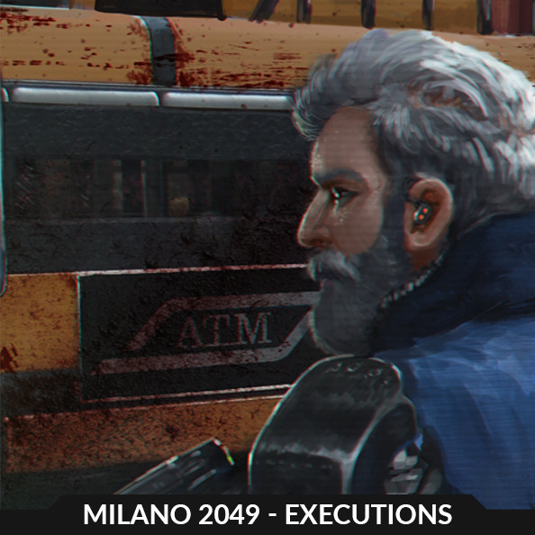 MILANO 2049 - Executions