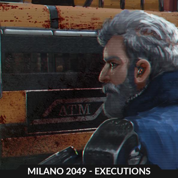 MILANO 2049 - Executions