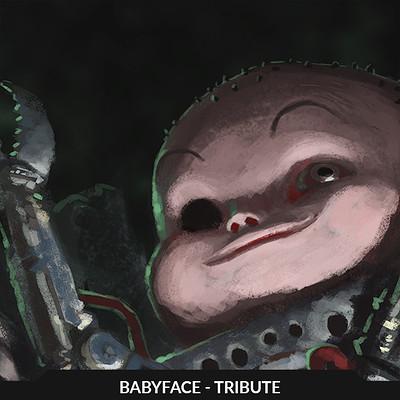 Daniele bulgaro babyface title danbulgaro