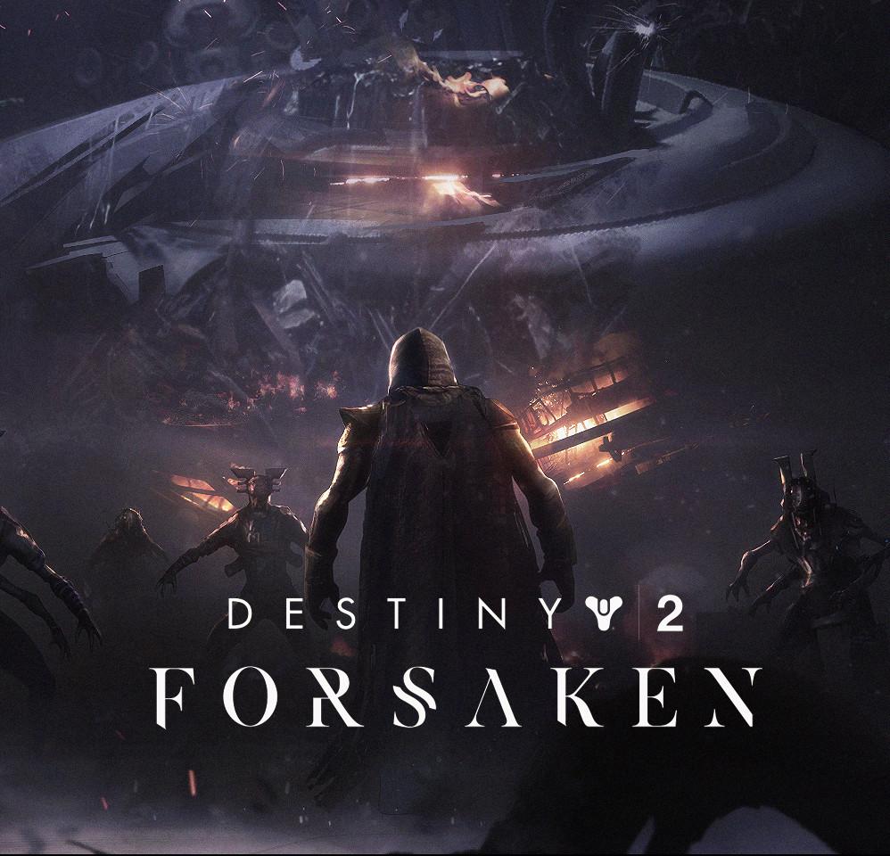 Destiny 2 Forsaken - Concept Art