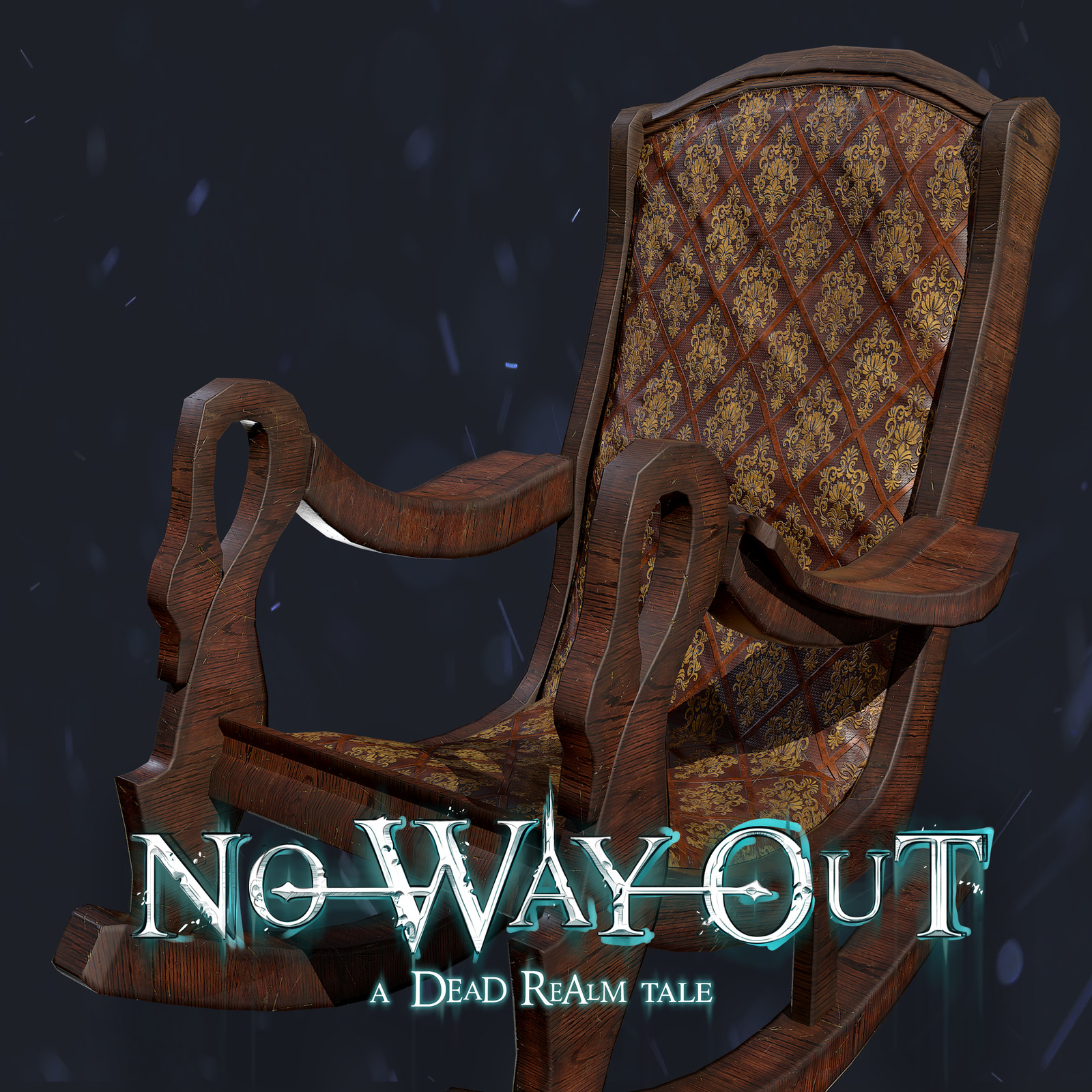 No Way Out - A Dead Realm Tale - Props - Rocking Chair