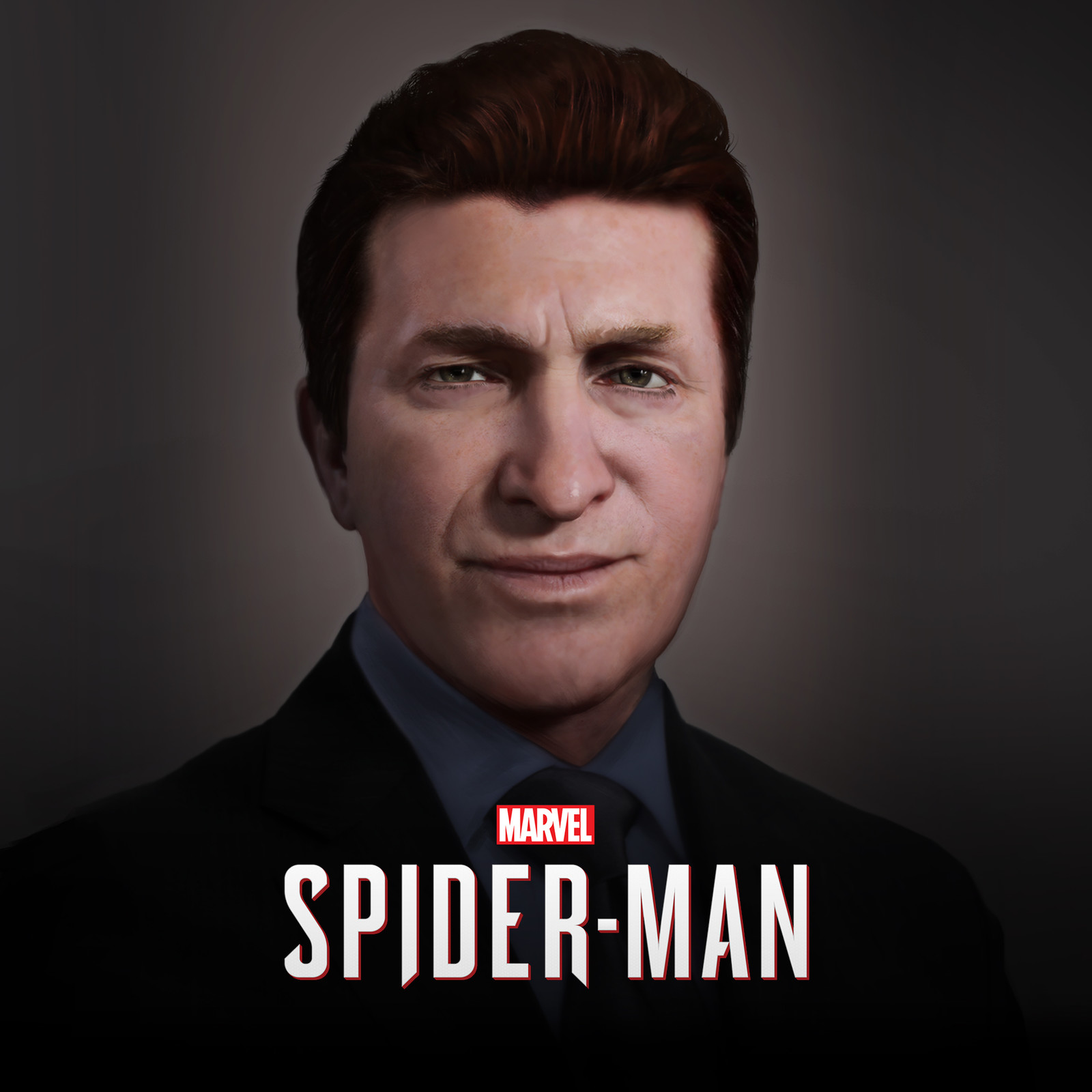 Spider-man Illustrations - Norman Osborn