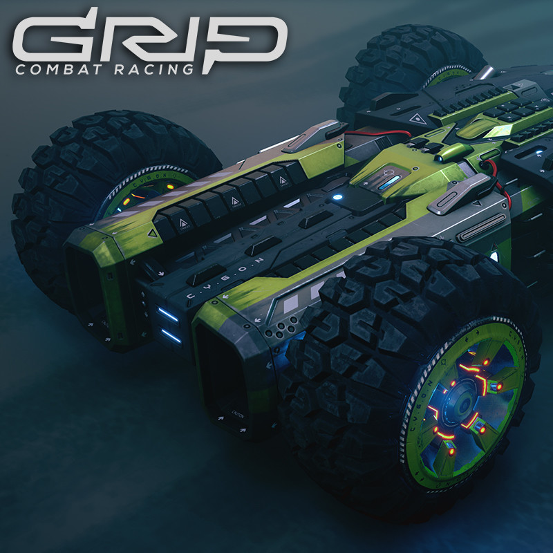 GRIP: Combat Racing - Cygon Eversor