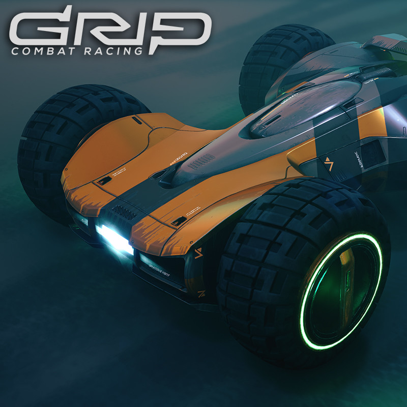 GRIP: Combat Racing - Nyvoss Mirage