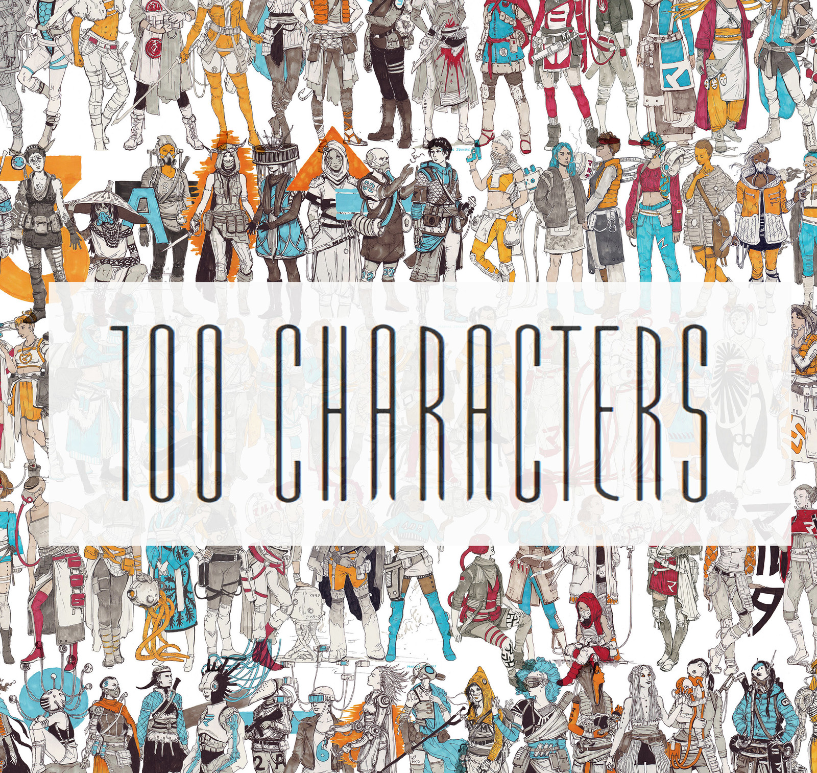 A 100 Characters