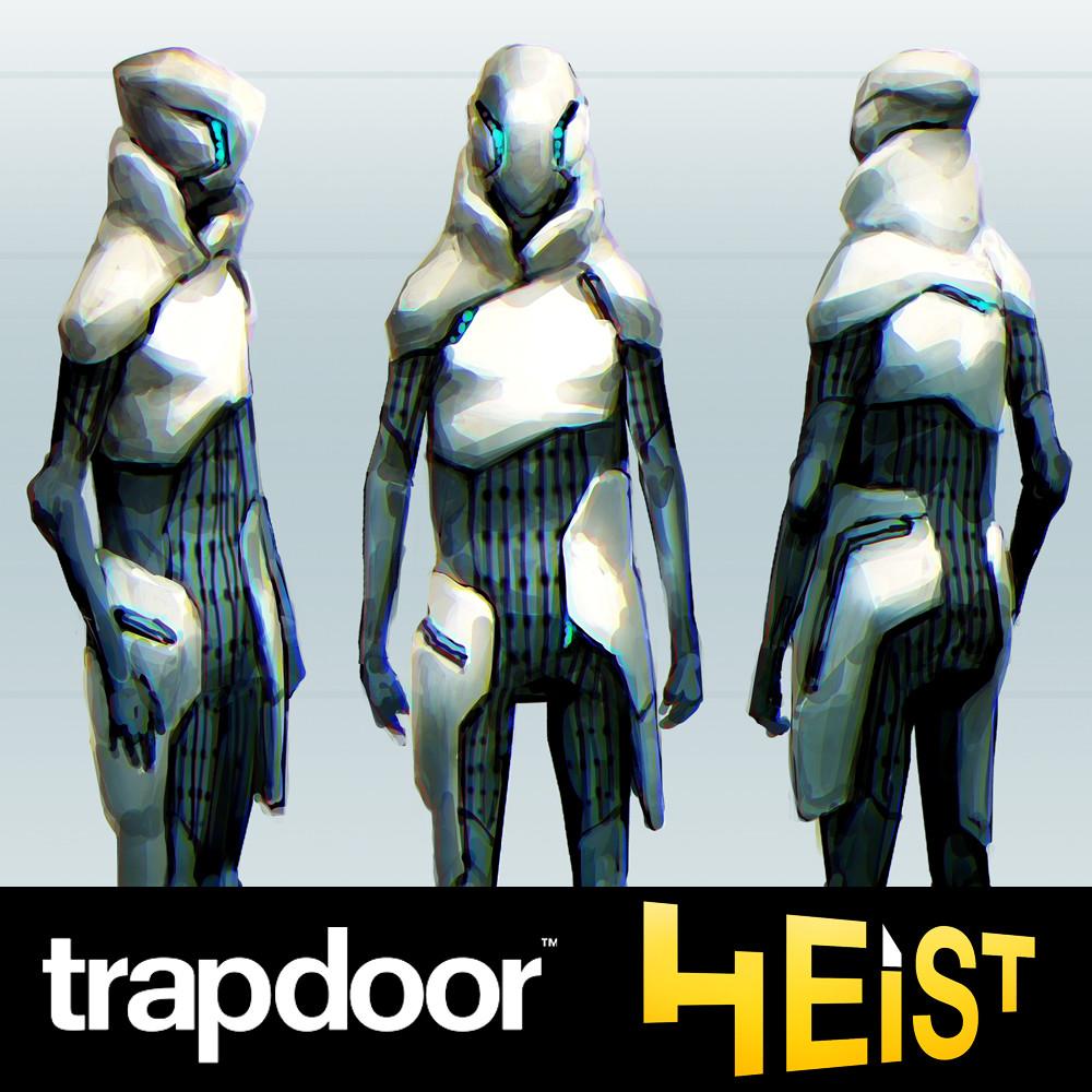 Trapdoor™: HEIST