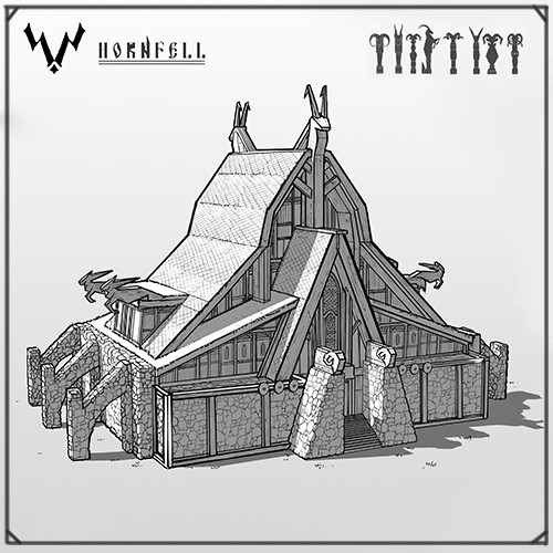Hornfell building concepts