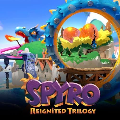 Spyro: Reignited Trilogy - Dragon Shores