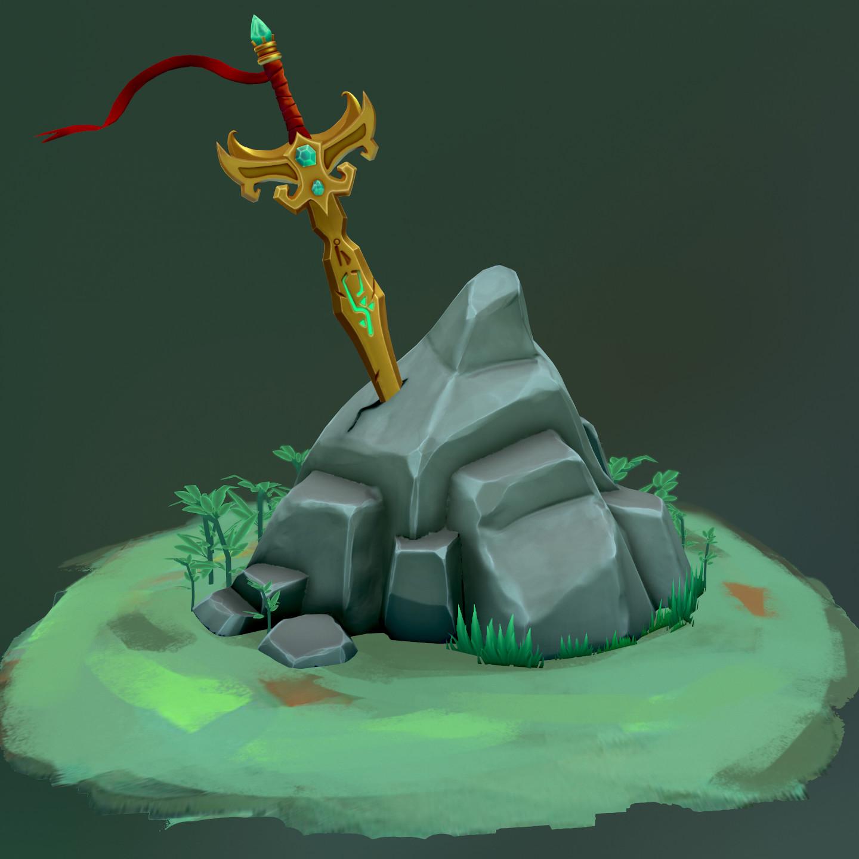 Sword in Stone