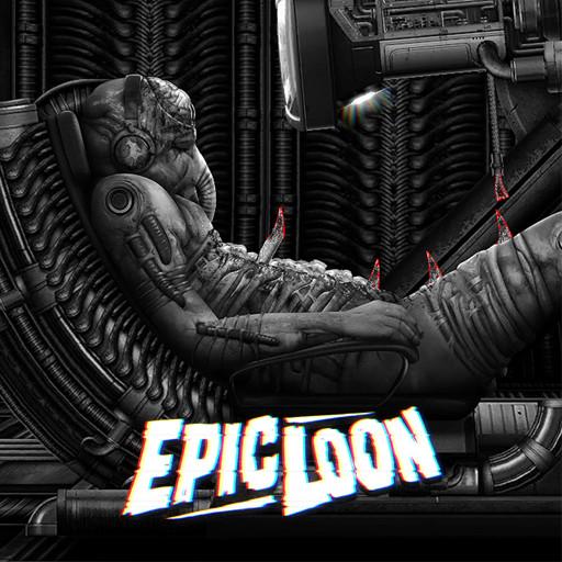 Epic Loon Alien Assets