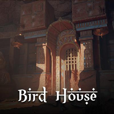 Jeryce dianingana bird house