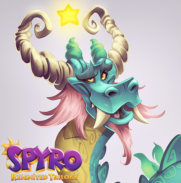 Spyro Reignited Trilogy - Zikamo