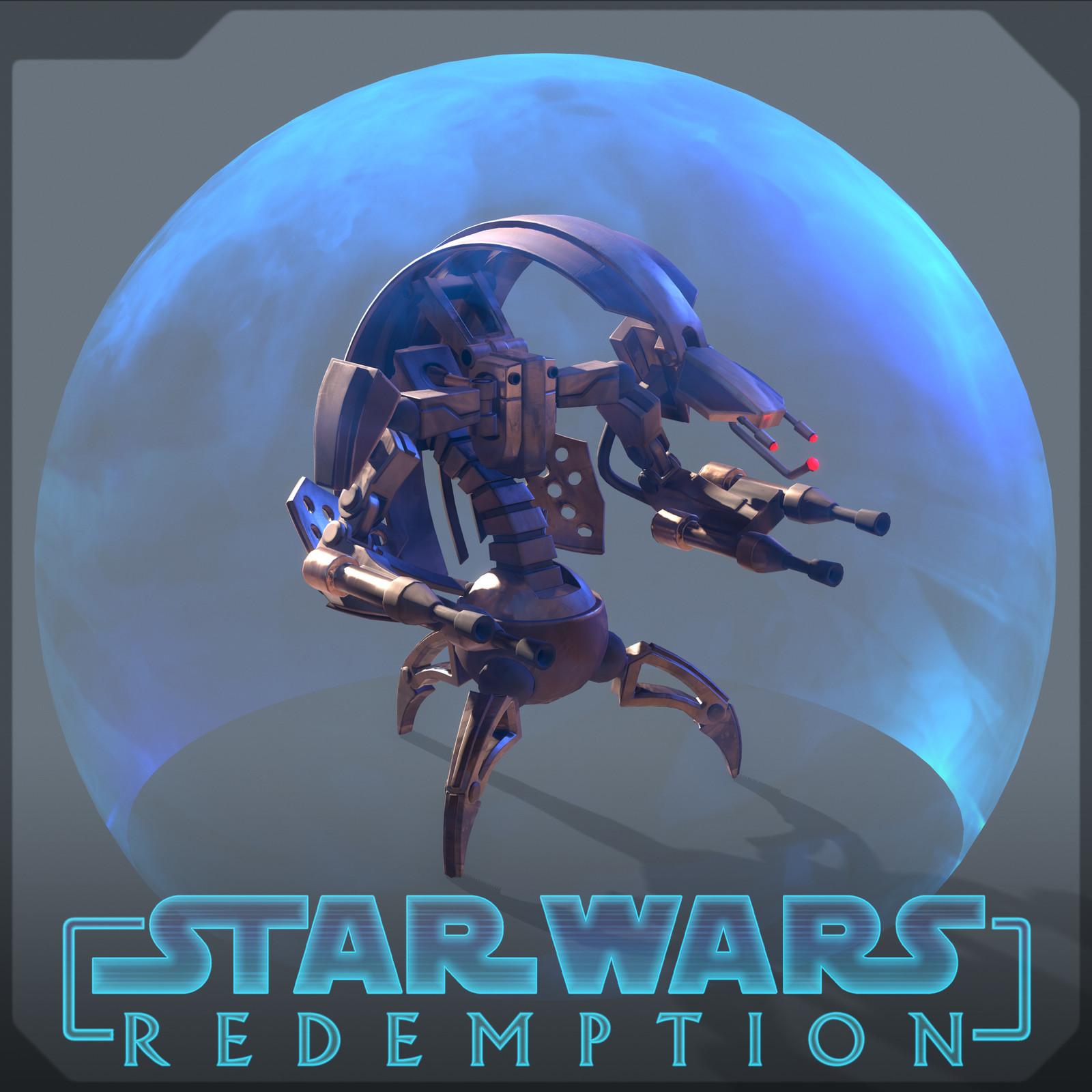 Star Wars - Redemption | CIS Droideka