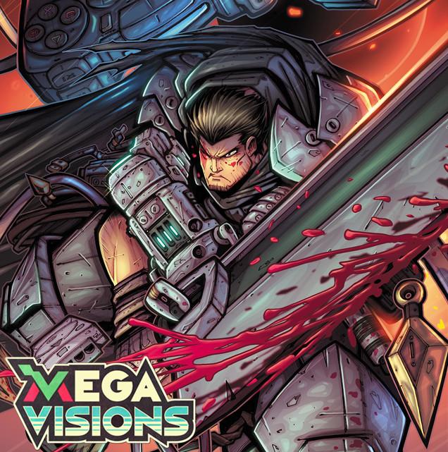 Megavisions Cover Art 05 - Berserk