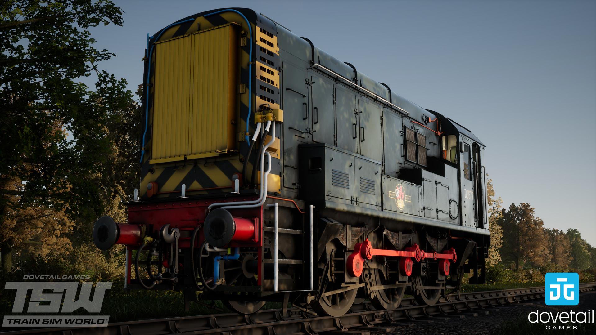 BRITISH RAIL CLASS 09
