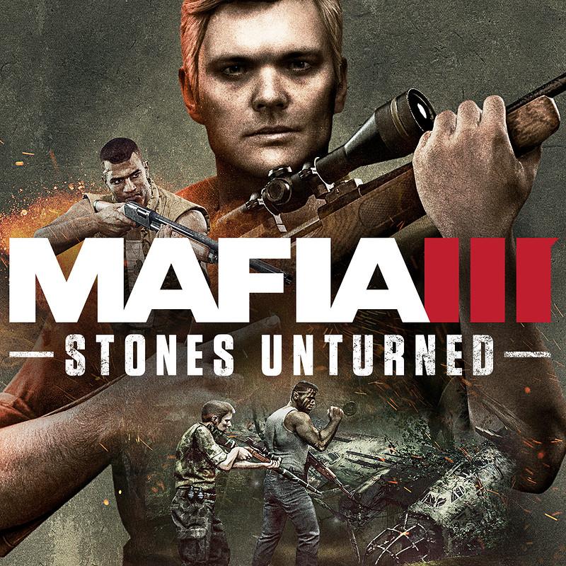 """Mafia III """"Stones Unturned"""" DLC - Props & Materials"""