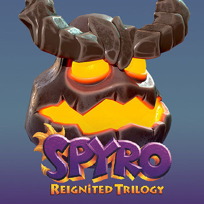 Spyro Reignited Trilogy - Evil Spirit