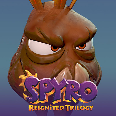 Spyro Reignited Trilogy - Killer Plant