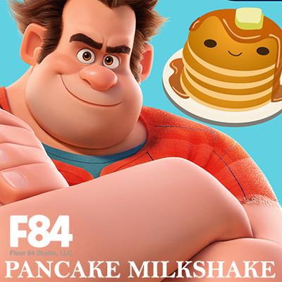 Ulysses hidalgo ralph pancakemilkshake