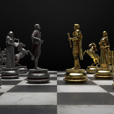 Rob sullivan chess roman comp