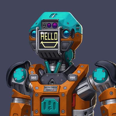 Sergio botero tflp masonbot hex detail