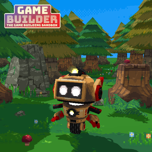 'Game Builder' out now for free on Steam Early Access!