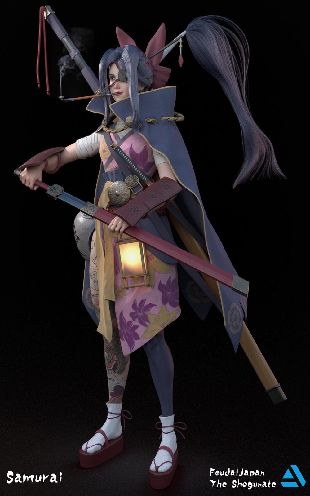 Samurai - Feudal Japan: The Shogunate