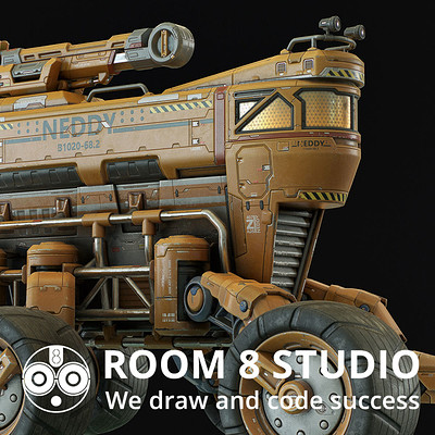 Room 8 studio neddy