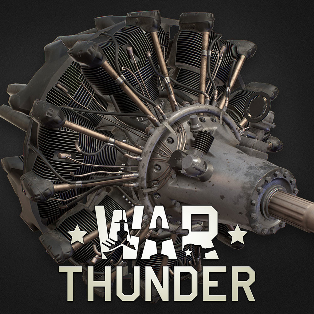 Engines for Warthunder