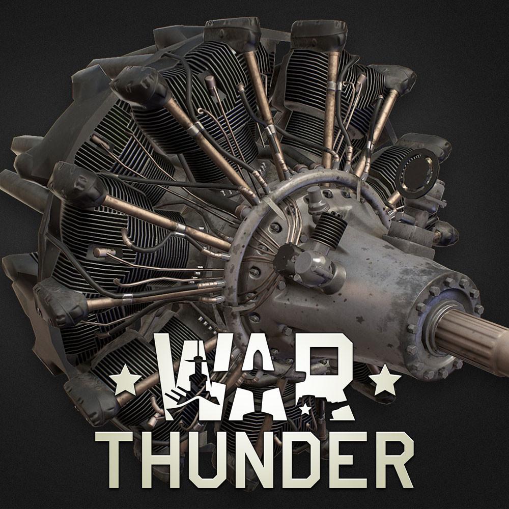 Engines for Warthunder