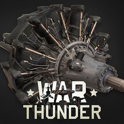 Room 8 studio engines warthunder
